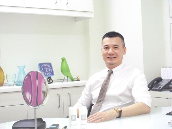 Dr. Nicholas Ngui of Neu Age Clinic