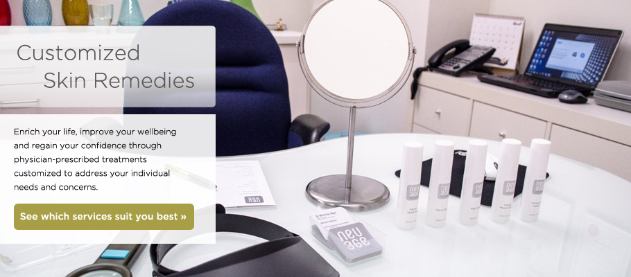 Neu Age Customized Skin Solutions